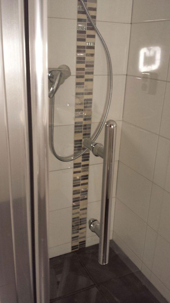 Badkamer + toilet